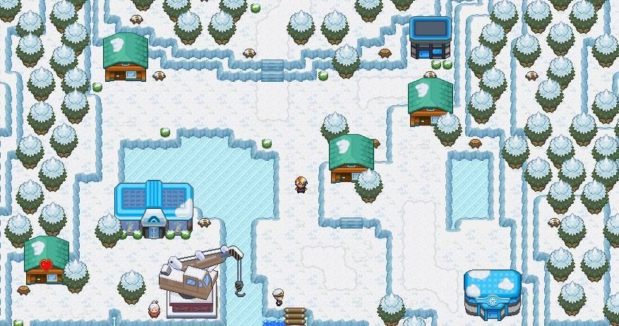 CryoValley et sa neige éternelle